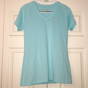 Under Armour women's short sleeve v-neck